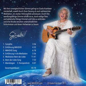 CD MAHEHO – Atem der Liebe
